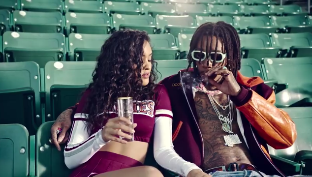 Photo of New VIDEO: Wiz Khalifa – LETTERMAN
