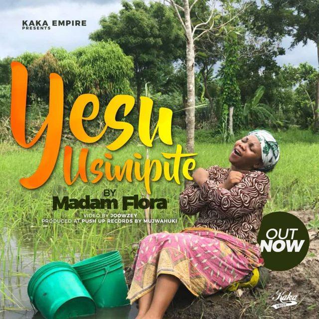Photo of Gospel AUDIO | Madam Flora – Yesu Usinipite | DOWNLOAD