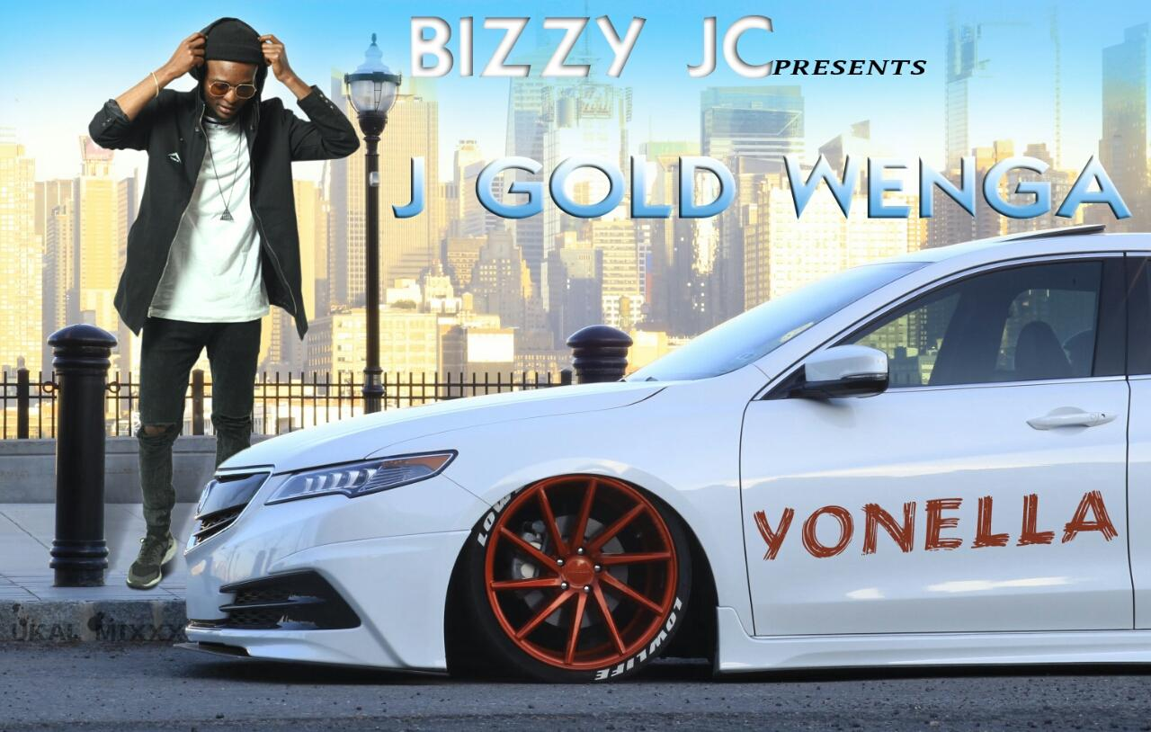 Photo of New VIDEO: J Gold Wenga – Yonella