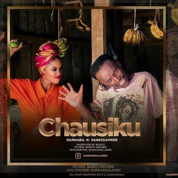 Photo of New AUDIO: Barnaba Classic ft. Vanessa Mdee – CHAUSIKU | Download