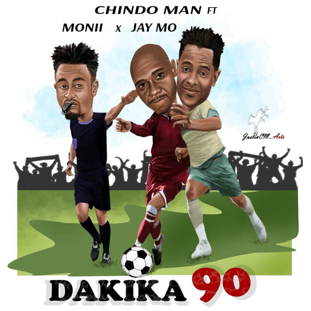 Photo of New AUDIO: Chindoman ft Moni Centrozone & Jay Mo – Dakika 90 | Download