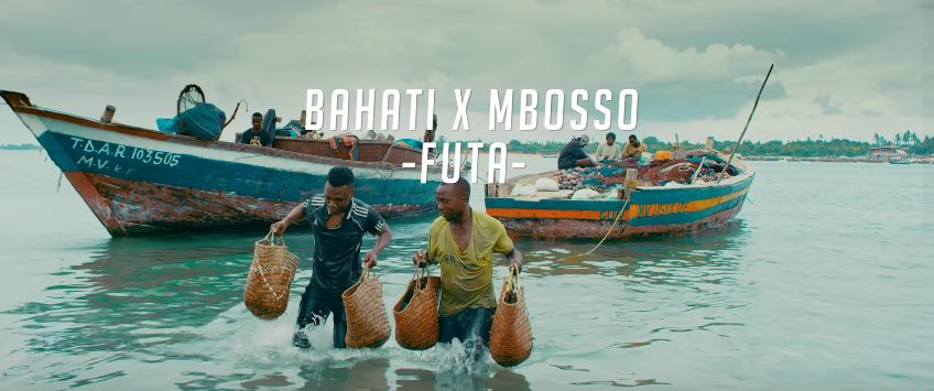 Photo of New VIDEO:  Bahati x Mbosso – Futa