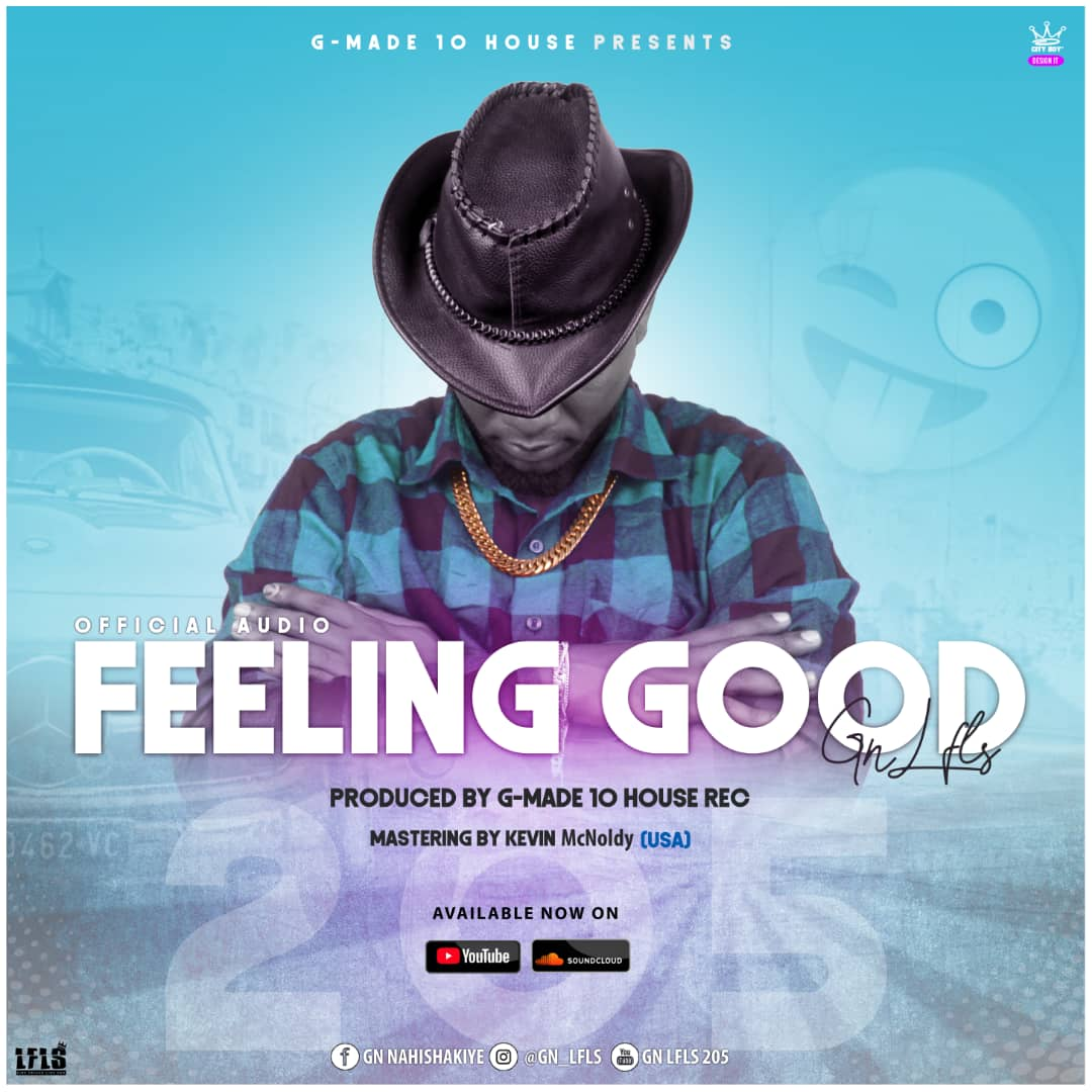Photo of New AUDIO: Gn Lfls – Feeling Good | Download