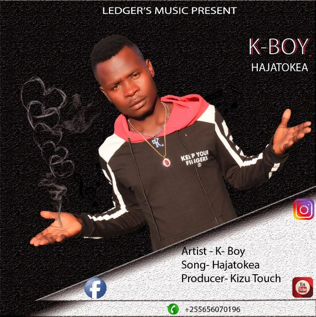 Photo of New AUDIO: K-Boy – Hajatokea | Download