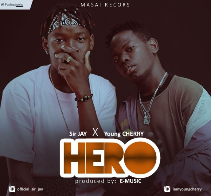 Photo of New AUDIO: Sir Jay X Young Cherry – HERO | Download