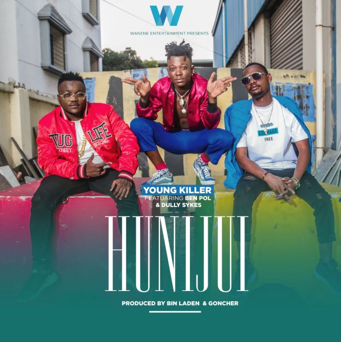Photo of New AUDIO: Young Killer Ft. Ben Pol & Dullyskyes – Hunijui | Download