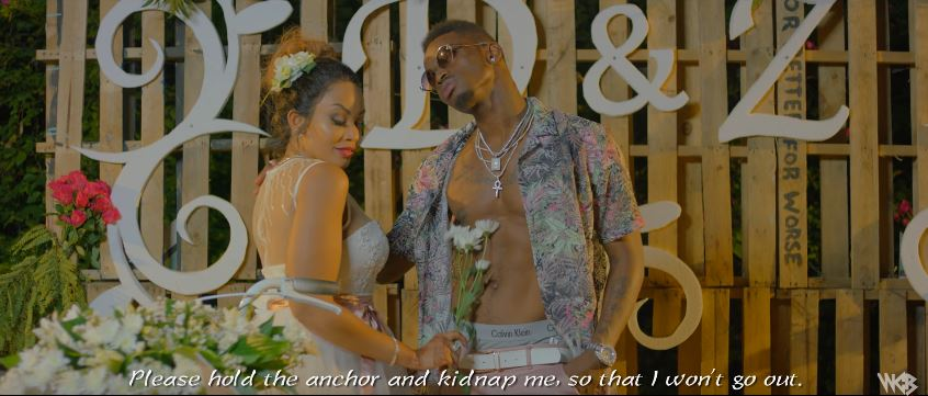 Photo of New VIDEO: Diamond Platnumz Ft Rayvanny – Iyena