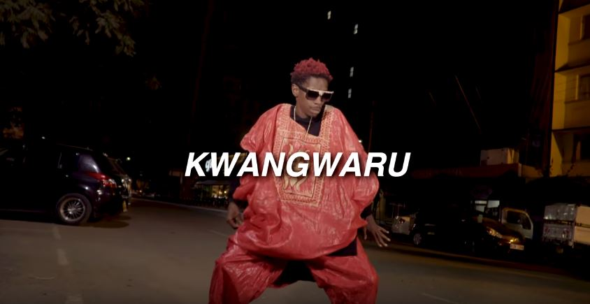 Photo of New VIDEO: Eric Omondi – Kwangwaru