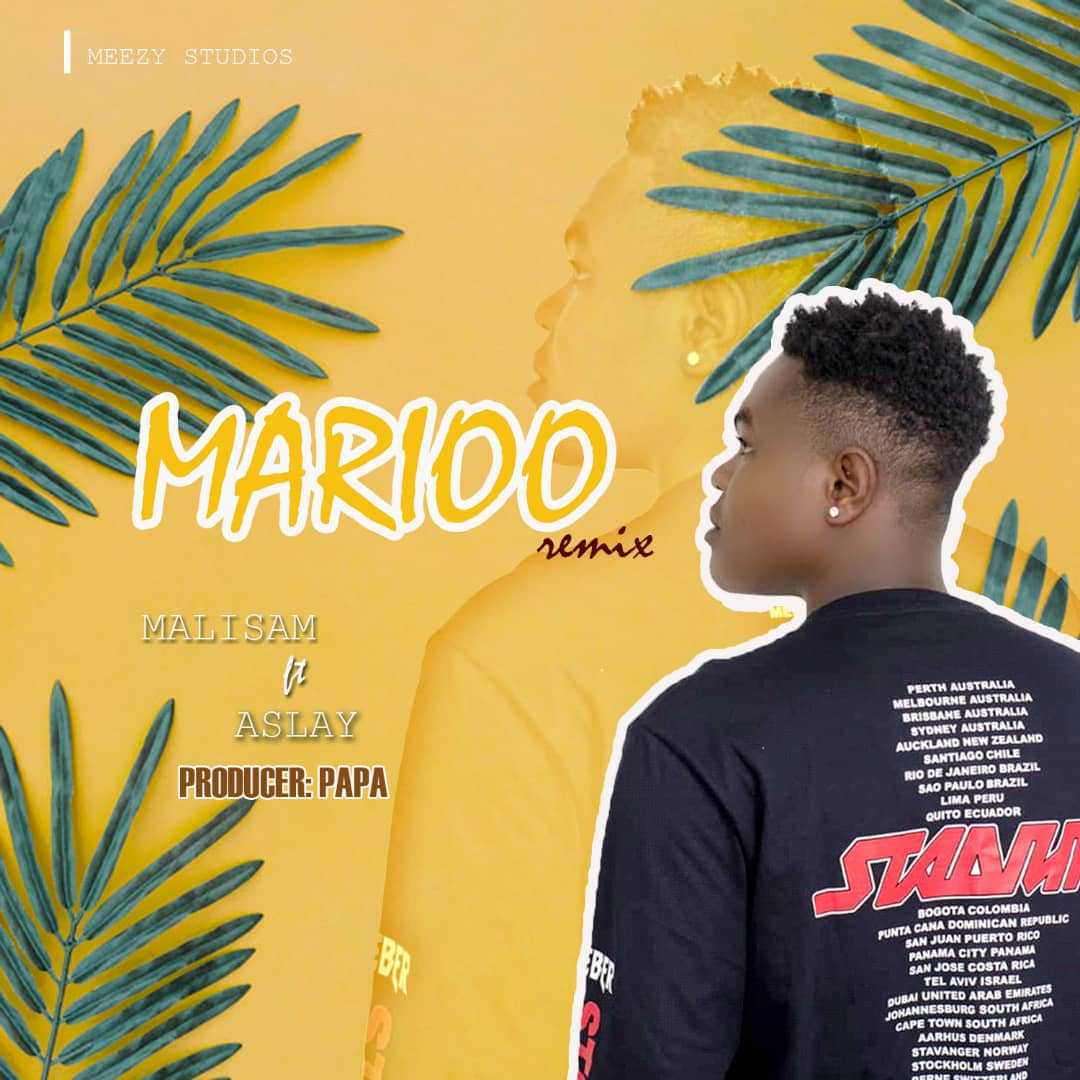 Photo of New AUDIO: Malisam – Marioo (Aslay COVER) | Download
