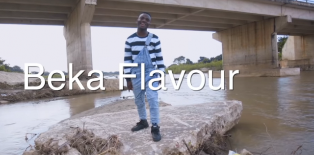 Photo of New VIDEO: Beka Flavour – Mazingira