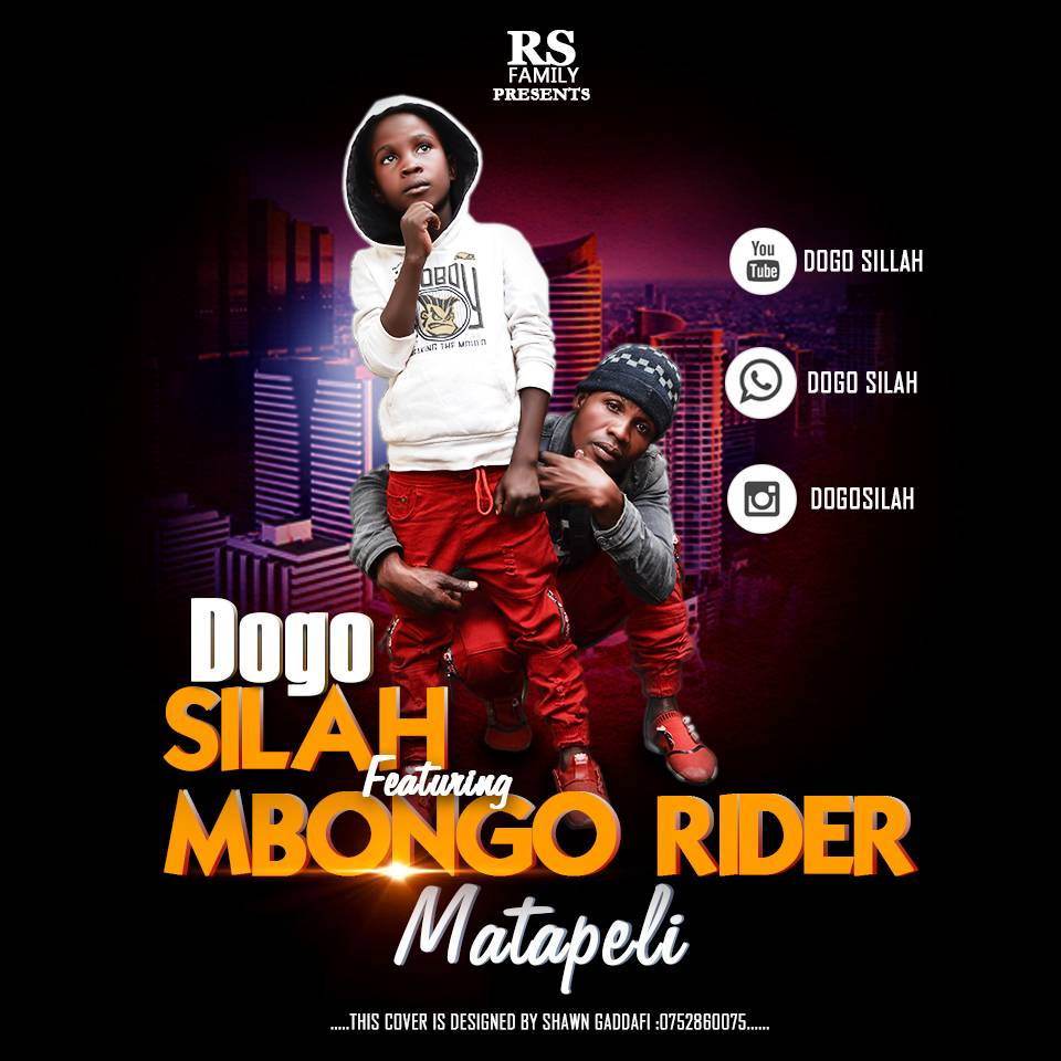 Photo of New VIDEO & AUDIO: Dogo Silah ft Mbongo Rider – Matapeli