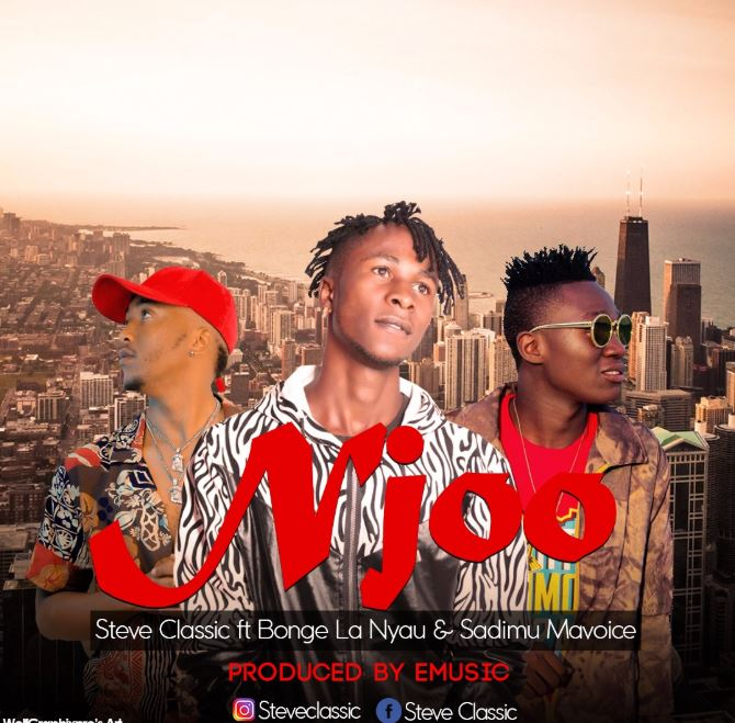 Photo of New AUDIO: Steve Classic ft Bonge La Nyau & Sadimu Mavoice – Njoo | Download
