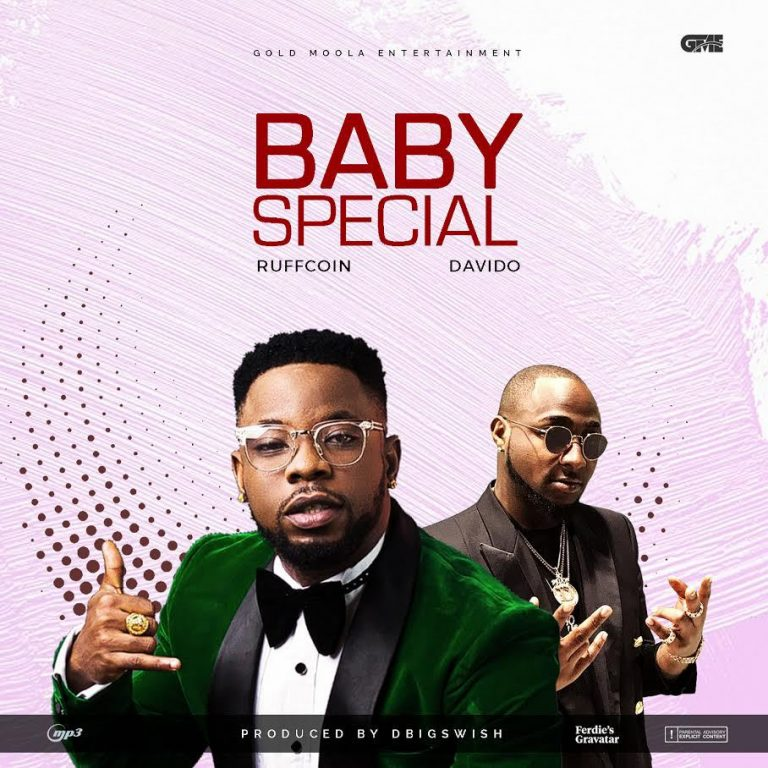Photo of New AUDIO: Ruffcoin ft Davido – Baby Special