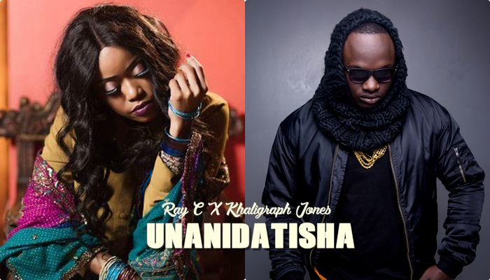 Photo of New AUDIO: Ray C X Khaligraph Jones – UNANIDATISHA | Download