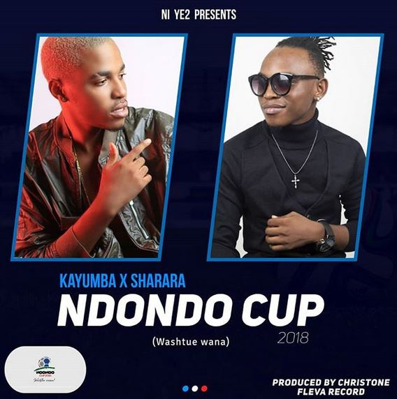 Photo of New AUDIO: Kayumba Ft Sharara – Washtue Na Wana (NDONDOCUP2018) | Download