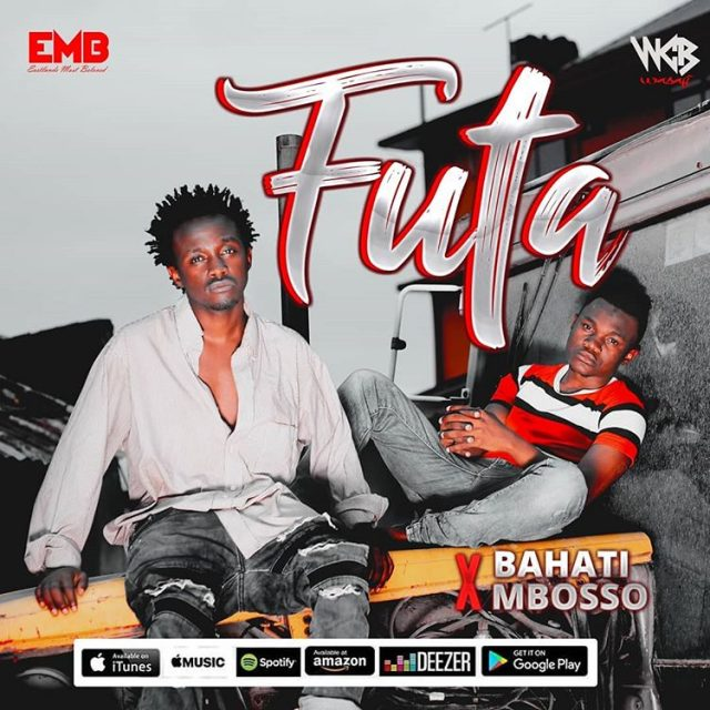 Photo of New AUDIO: Bahati x Mbosso – Futa | Download