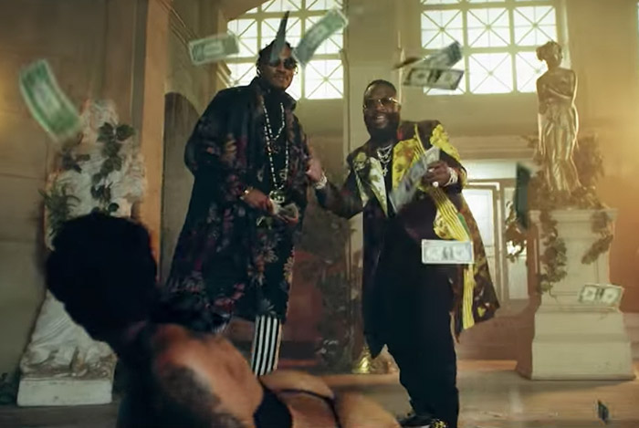 Photo of New VIDEO: Rick Ross ft. Future – Green Gucci Suit