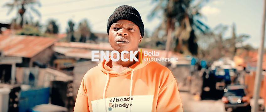 Photo of New VIDEO: Enock Bella – Kurumbembe