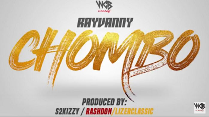 Photo of New AUDIO: Rayvanny – Chombo | Download