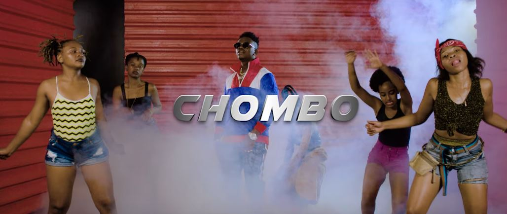 Photo of New VIDEO: Rayvanny – Chombo