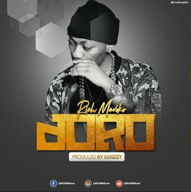 Photo of New AUDIO: Rich Mavoko – Doro | Download