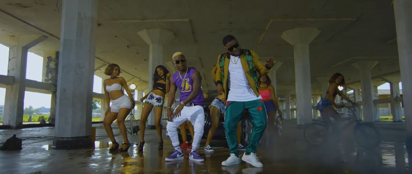Photo of New VIDEO: Skales ft Harmonize – Fire Waist