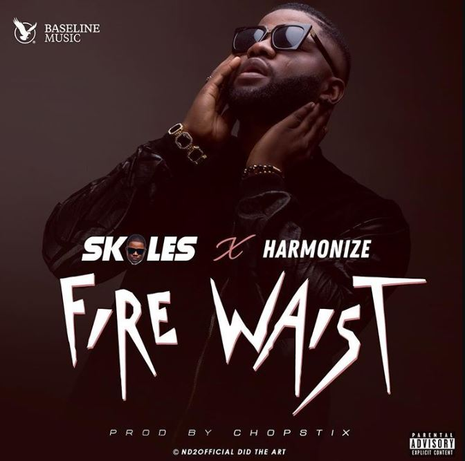 Photo of New AUDIO: Skales x Harmonize – Fire Waist | Download