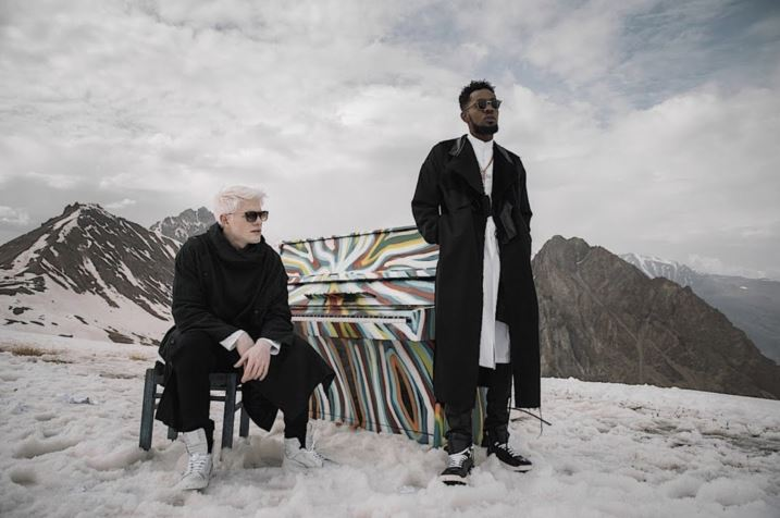 Photo of New VIDEO: BERA ft. Patoranking – Fire To The Sun