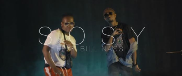 Photo of New VIDEO: Sosy ft BillNass – Fumba Macho