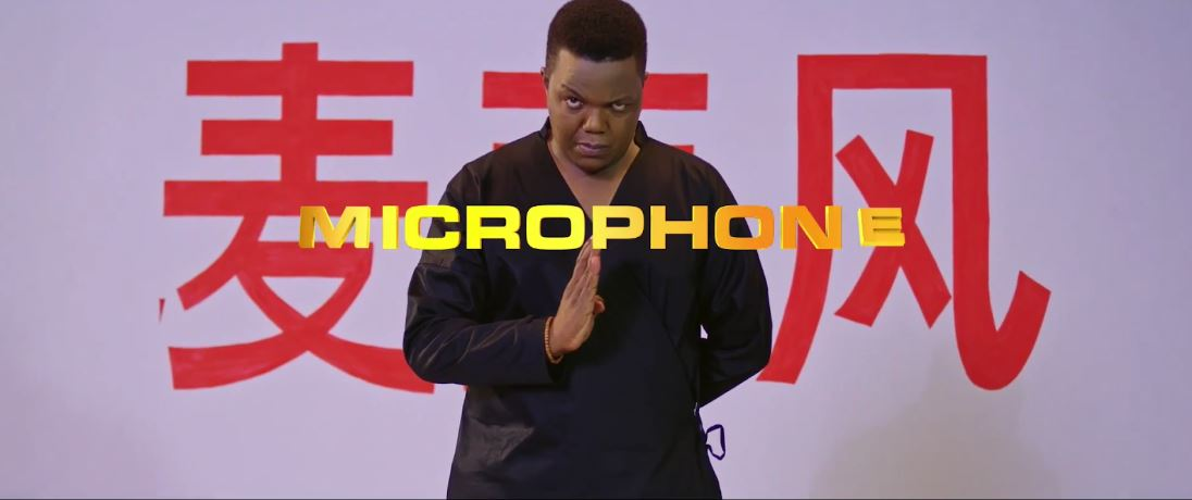 Photo of New VIDEO: AY Ft. Fid Q – Microphone