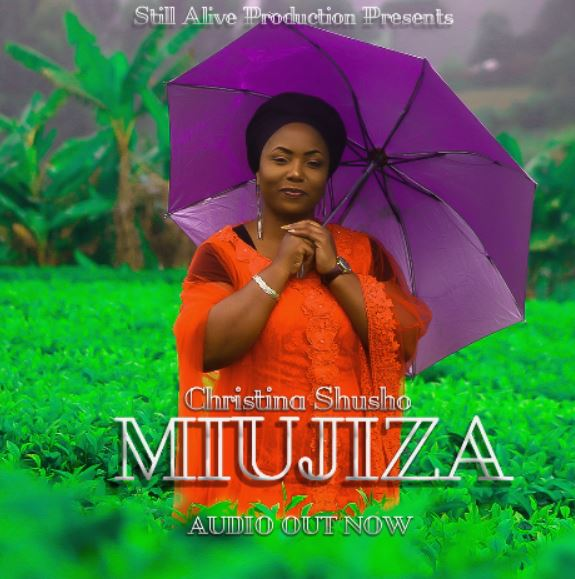 Photo of New AUDIO: Christina Shusho – Miujiza | Download