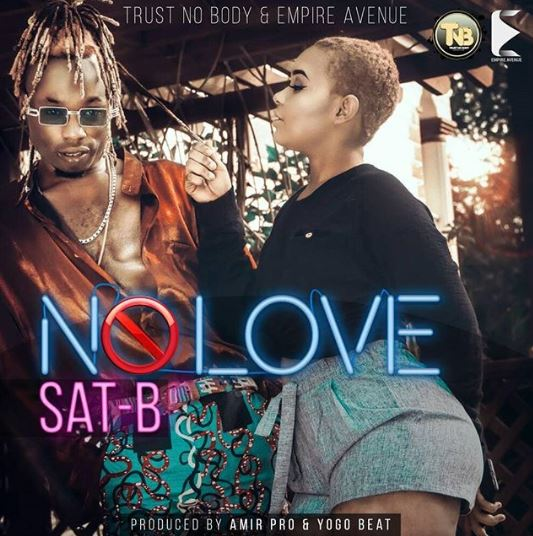 Photo of New AUDIO | Sat-B – No Love | DOWNLOAD