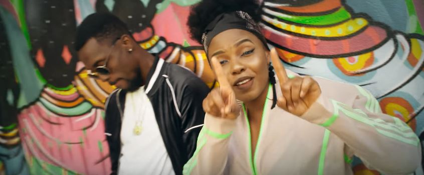 Photo of New VIDEO: Serge Beynaud ft Yemi Alade – Na Big Love