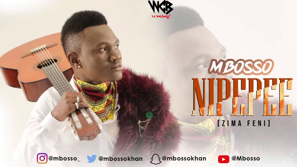 Photo of New AUDIO: Mbosso – Nipepee (Zima Feni) | Download