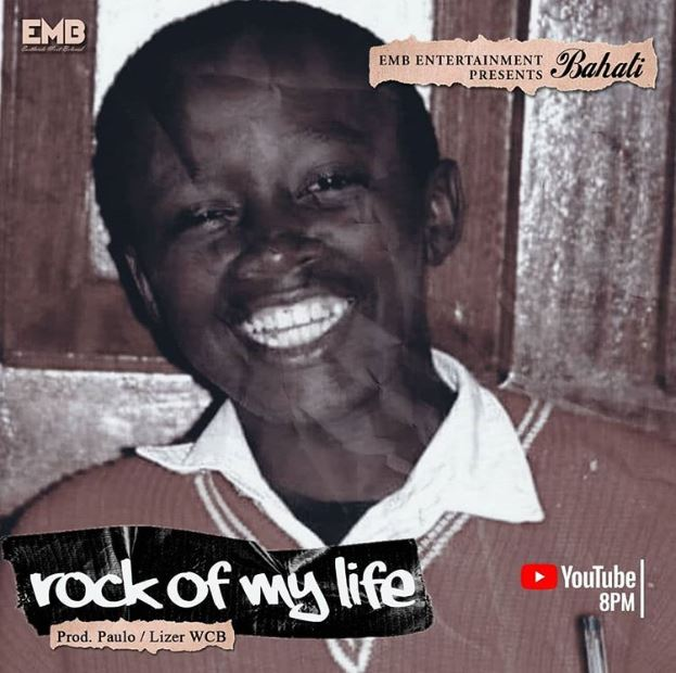 Photo of New AUDIO: Bahati – Rock Of My Life | Download