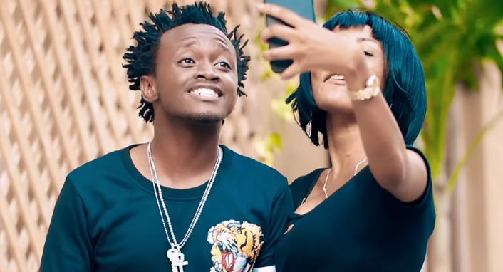 Photo of New VIDEO: Bahati – Rock Of My Life