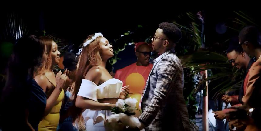 Photo of New VIDEO: Seyi Shay ft. Kizz Daniel & DJ Neptune – Surrender