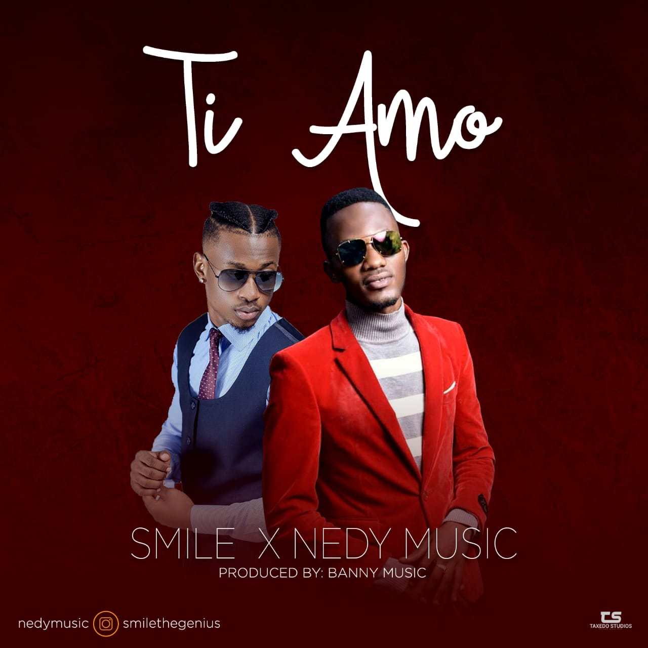Photo of New AUDIO | Smile TheGenius ft Nedy Music – Ti Amo | DOWNLOAD