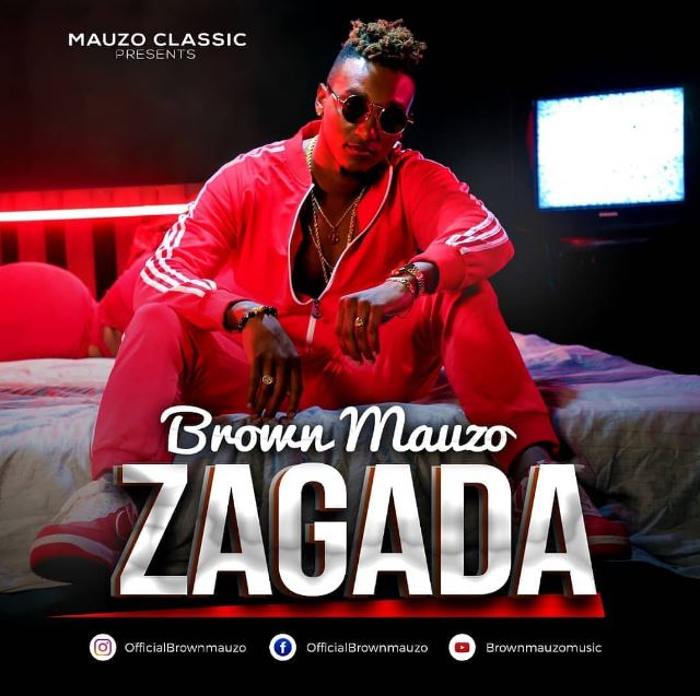 Photo of New AUDIO: Brown Mauzo – Zagada | Download