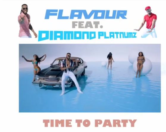 Photo of New AUDIO | Mr Flavour Ft. Diamond Platnumz – Time to Party