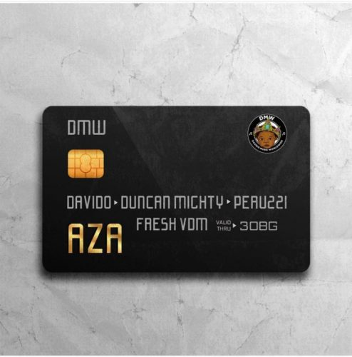 Photo of New AUDIO: DMW ft Davido, Duncan Mighty & Peruzzi – Aza