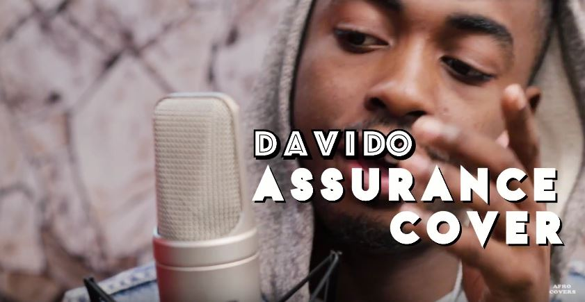 Photo of New VIDEO: Davido – Assurance | Cover Silver Boy