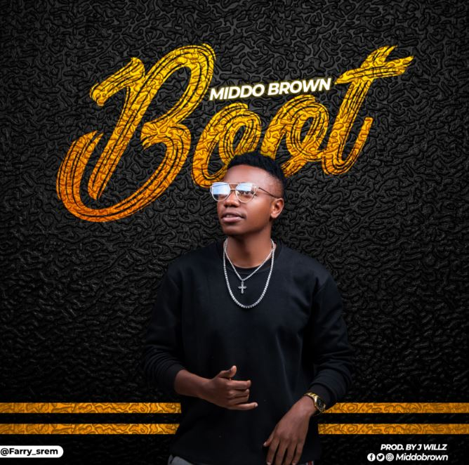 Photo of New AUDIO: Middo Brown – Boot | Download