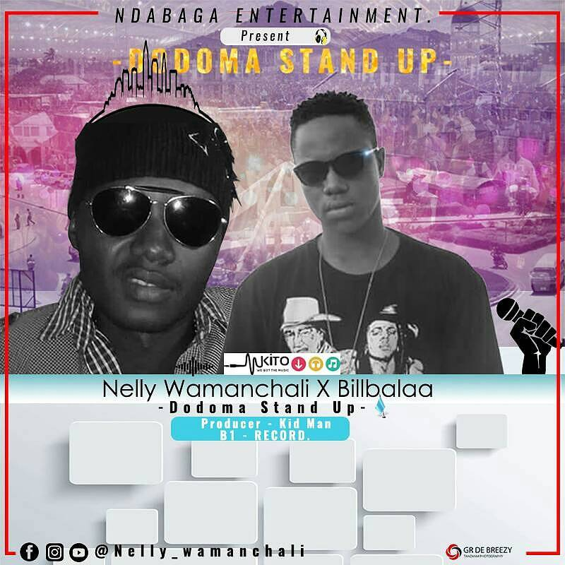 Photo of New AUDIO: Nelly Wamanchali X Billbalaa – Dodoma Stand Up | Download