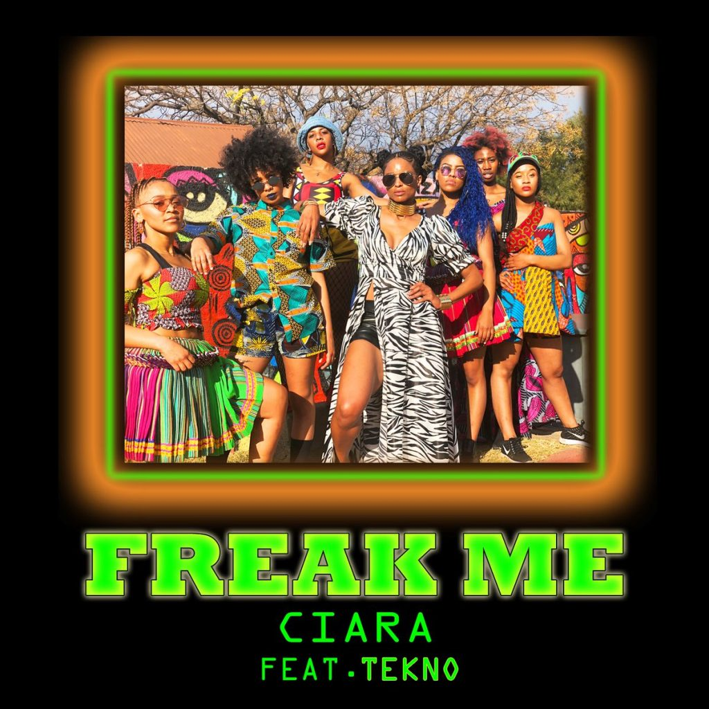 Photo of New AUDIO: Ciara ft. Tekno – Freak Me