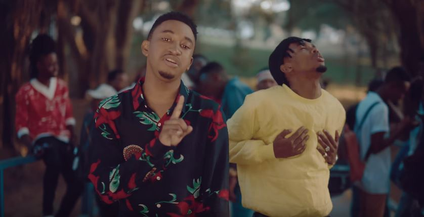 Photo of New VIDEO: Jay Melody Ft. Dogo Janja – Mikogo Sio