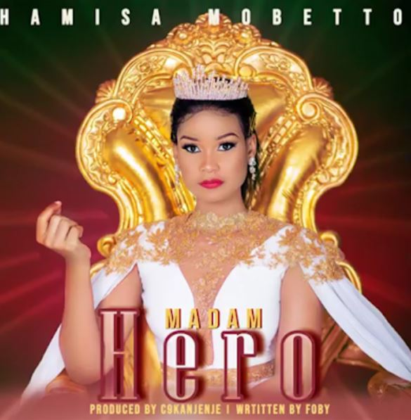 Photo of New AUDIO | Hamisa Mobetto – Madam Hero | Download