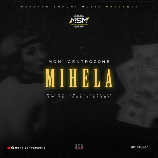 Photo of New AUDIO: Moni Centrozone – MIHELA | Download