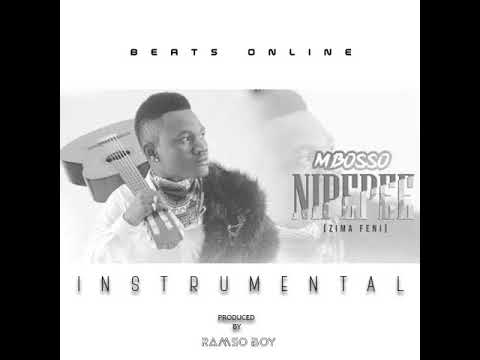 Photo of INSTRUMENTAL : Mbosso – Nipepee (Zima Feni) | DOWNLOAD