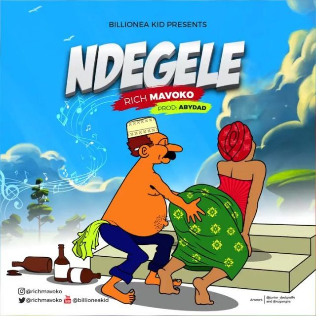Photo of New AUDIO: Rich Mavoko – Ndegele | Download Mp3